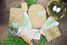 Inspiration: Wedding Invitations and Stationery
