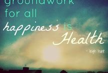 Health & Inspirational Quotes / by Lisa Lawrence