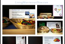Montessori for six year olds / Montessori activities for six year olds