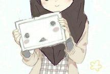 moslem anime