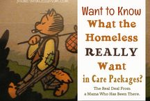 Homeless care packages