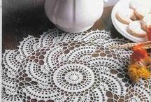 Crochet Doilies/Filet / <3 / by Clarita Langsner Solomon