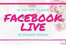 Social & Network Marketing Tips / Just sharing what has worked for me and others in my industry, tips for everyone. www.sharonhowat.co.uk