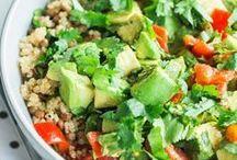 salades en tout genre