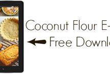 Coconut flour receipes