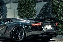 Lamborghini Aventador+Pirelli PZero=Italia in GRANDE