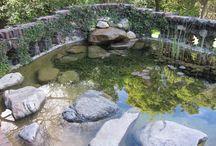 Backyard/Fountain Reference / scrapfile for backyard design 2014