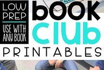 Book Clubs / Literature Circles