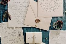 Wedding invitations & Papeterie