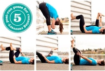 Runing stretches