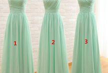 Bridesmade dress