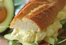 Breads and Sandwiches