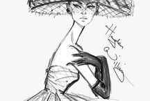 Fashion Illustration / by Karilyn Jorgens