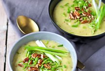 Recipes: Soups