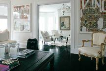 Livingroom / by Eva Gordon