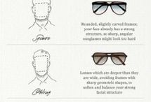 hair&glasses