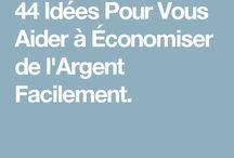 Idée économie