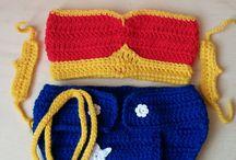 Baby crochet ❤