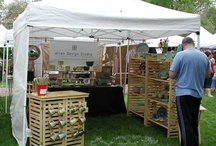 Craft Shows / Step up your art/craft show game!