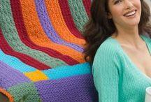Knitting/Crochet Blankets