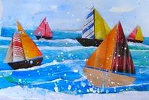 Art - Boat Art