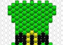 figuras con beads