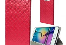 Samsung Galaxy S6/S& Edge Covers / by Sebina Pulvirenti