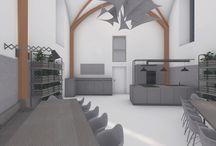 Kirche an der Mosel - Umbau zum Gruppenhaus