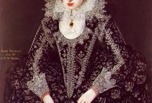 ~ 1600-1620 Female Clothing ~ / by Nadine Baylis