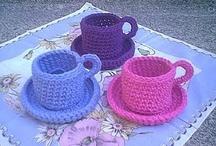 Amuguri / Tea cups