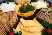Catering: Cheese & Crackers