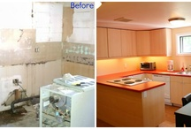Our Kitchen Remodels