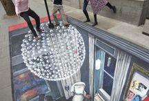 Sokak sanatı 3D