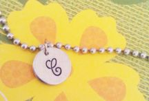 Designs By MRS - Hand Stamped Jewelry / Custom Hand Stamped Jewelry. 5% of all sales are donated to Down Syndrome Organizations. #DownSyndrome #HandStampedJewelry