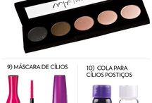 makeup hall / Tudo o que você precisa saber sobre maquiagem!