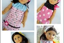 american girl doll / by Bobbie Hill