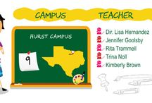 Hurst / Just some of the fun moments and activities we share at our Hurst, Texas campus.