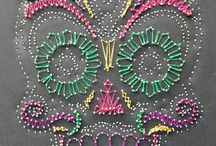 Dia de los Muertos and Sugar skullls!