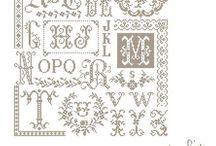 Borduurpatronen / Patterns