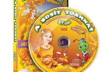 Seria Anotimpurile / Serie de 8 CD-uri dedicata anotimpurilor. www.eduteca.ro
