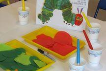 kids - books and activities