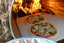 Pizza and wood fired cooking
