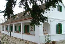 Hungarian houses