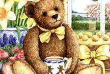 Osos teddy bears