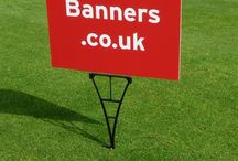 Correx / Whether you need small A4 or A3 correx signs or bigger A2, A1, A0 panels or even bigger 8x3ft, 10x5ft advertising signage printed we can cater for all the sizes and all the purposes. Need boards cut to custom shape, drilled holes or struts attached, we can do that for you. / by Surrey Banners and Signs