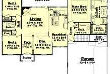 House plans / by Sarah