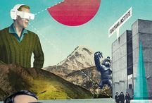 Collages Inspiration / by Mariela P