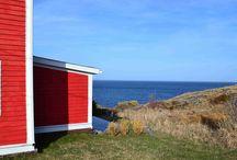 Travelling - Newfoundland Escape