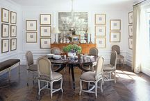 dining room / by Beth Shull