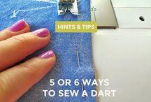 Craft & DIY - Sewingneedle n thread